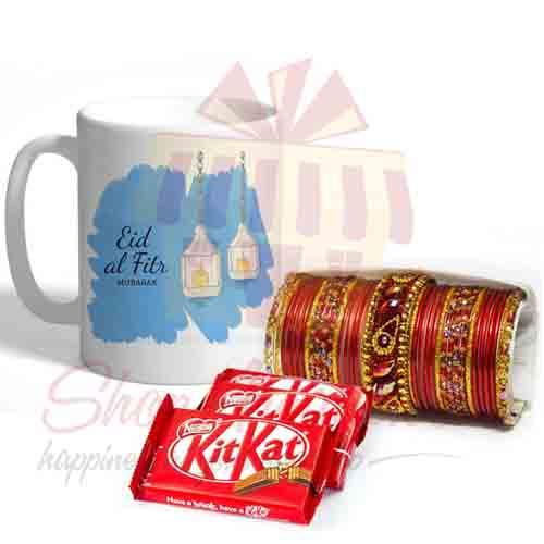 Eid Mug Choori Chocolates