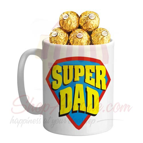 For Super Dad