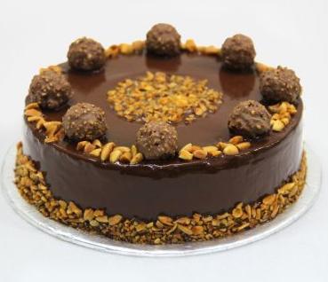 Ferrero Rochers Cake 2lbs Donutz Gonutz