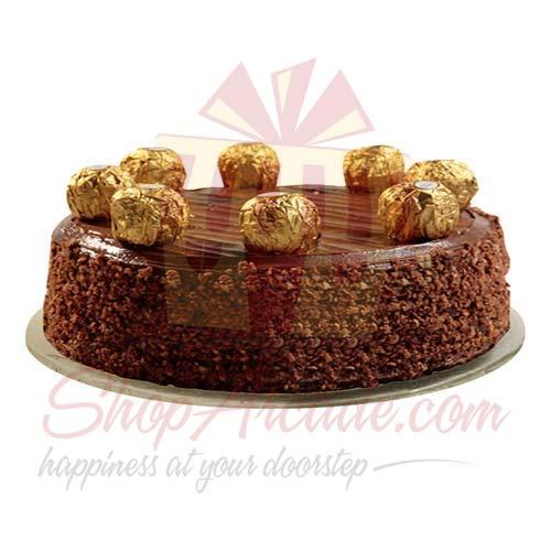 Ferro Rocher Cake 2lbs-Le Cafe