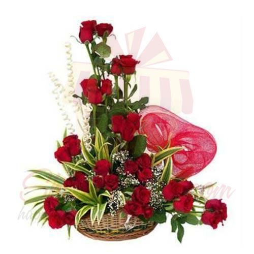 Love Basket For Love
