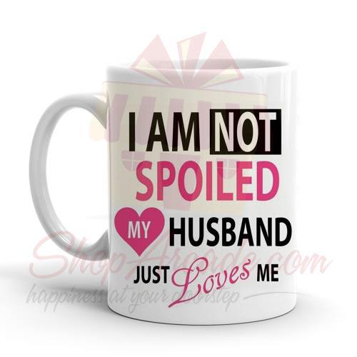 Not Spoiled Mug