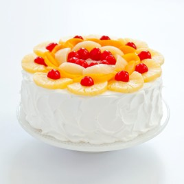 Mix Fruits Cocktail Cake (4lbs) - Serena Hotel