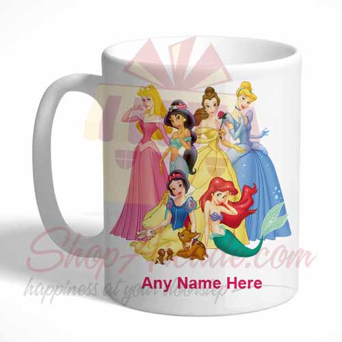 Disney Princess Mug