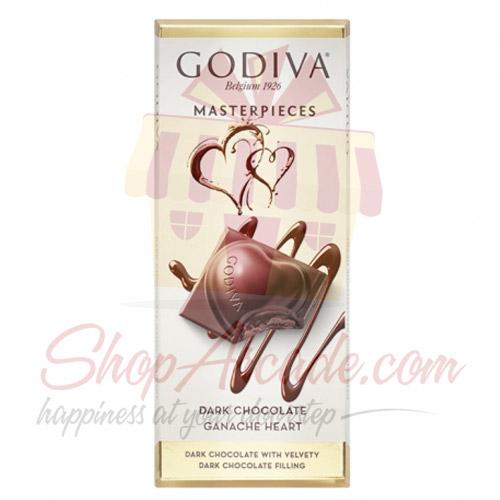 Godiva Chocolate Bar 86 Gms