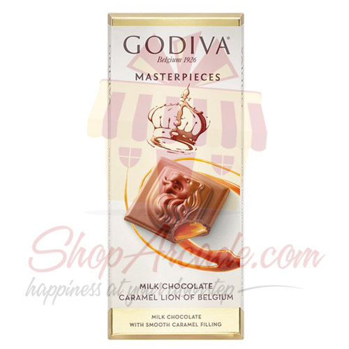Godiva Chocolate Bar 86 Gms