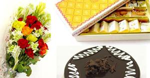 Flowers Cake 4LBS Sweets 4KG