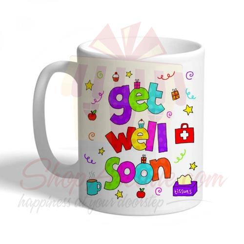 Get Well Soon Mug 04