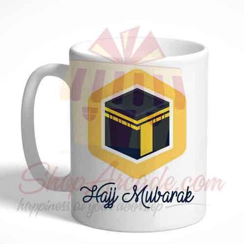 Hajj Mubarak Mug 1