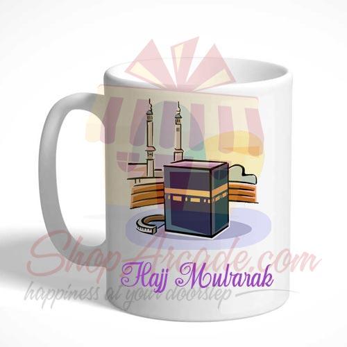 Hajj Mubarak Mug 2