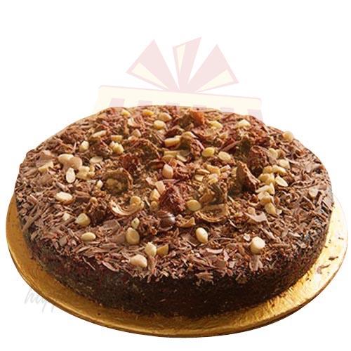 Hazlnut Brownie 2lbs Sky Bakers
