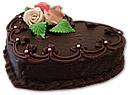 Heart Shaped Cake 4 lbs from Avari Hotel
