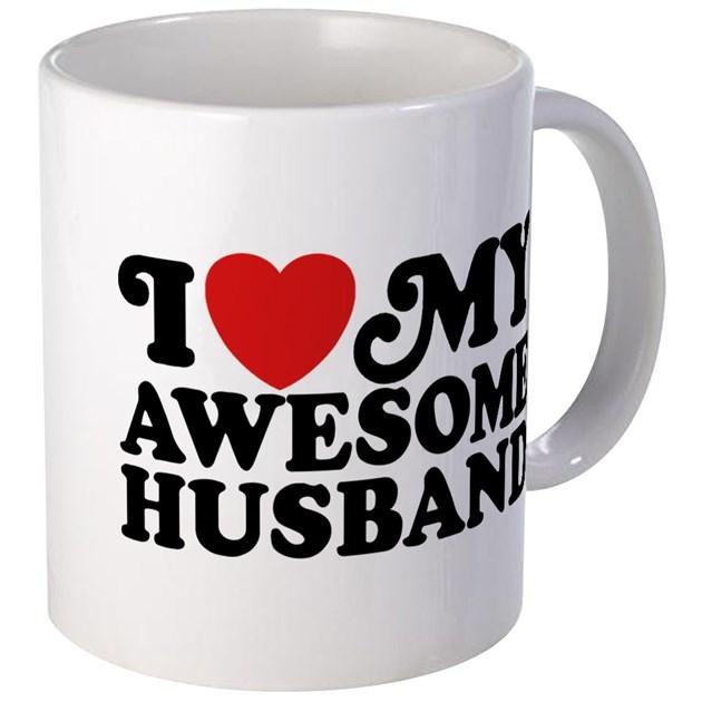 Awesome Husband Mug
