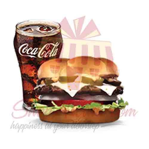 Jalapeno Burger-Hardees