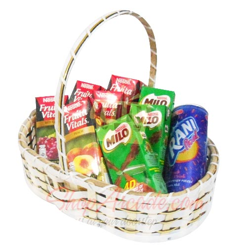 Juice Delight Basket