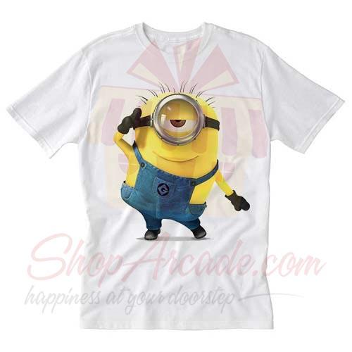 Minion T Shirt 01