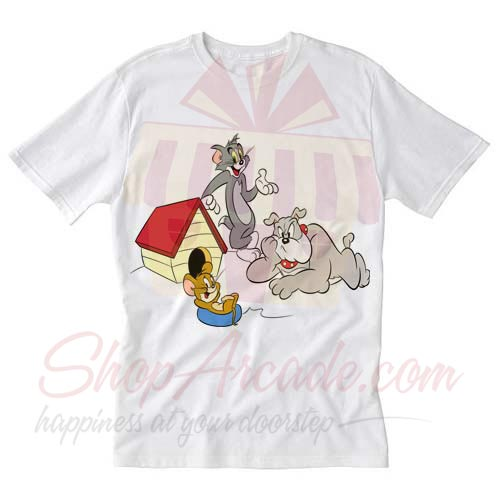 Tom And Jerry T Shirt 01