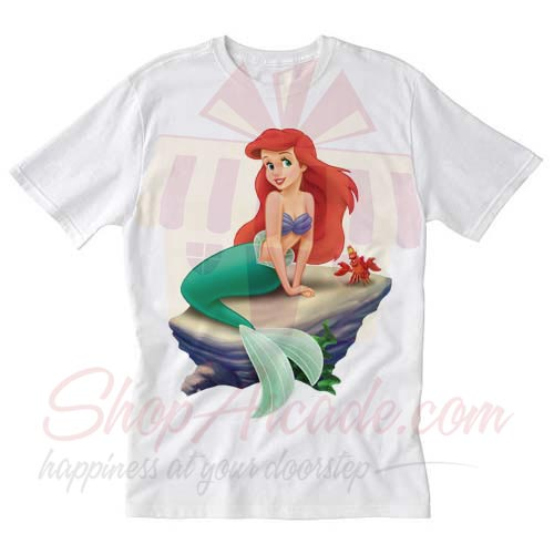 Mermaid T Shirt 01