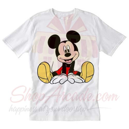 Mickey Mouse T Shirt 02