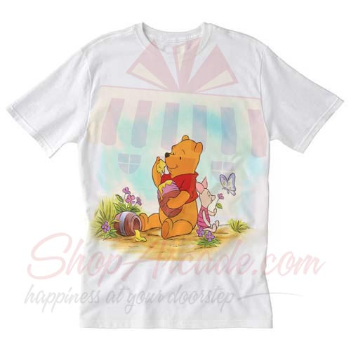 Pooh T Shirt 01