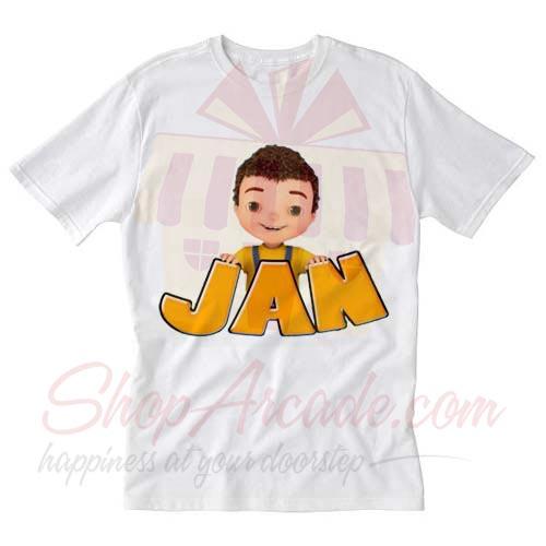 Jan T Shirt 02