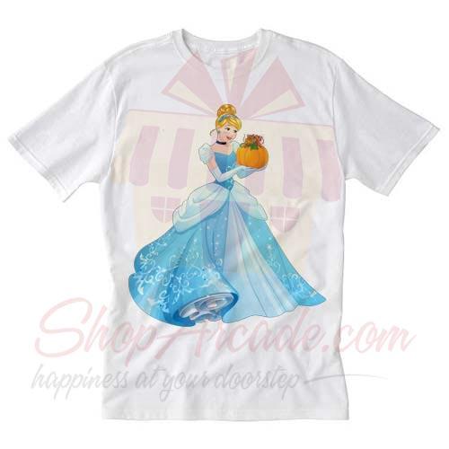 Cinderella T Shirt 01