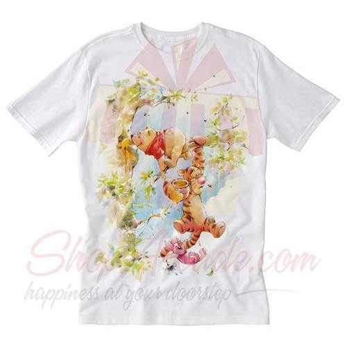 Pooh T Shirt 03