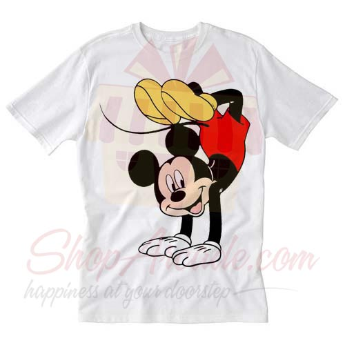 Mickey Mouse T Shirt 1