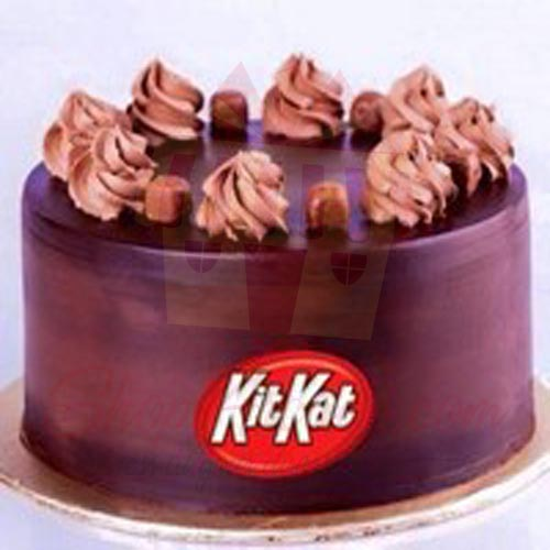 Kit Kat Cake 2 lbs From Rahat Bakers