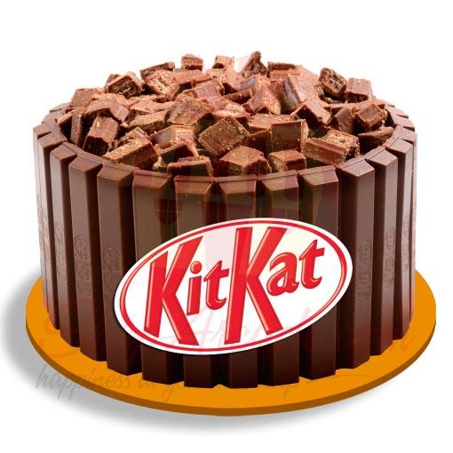 KitKat Premium Cake 2 LBS United King