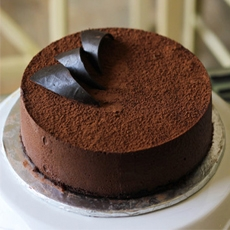 Lals Chocolate Mousse Cake 2 LBS