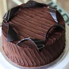 Lals Dark Chocolate Cake 2 LBS