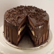 Lals Tripple lyr Choc Cake 2lbs
