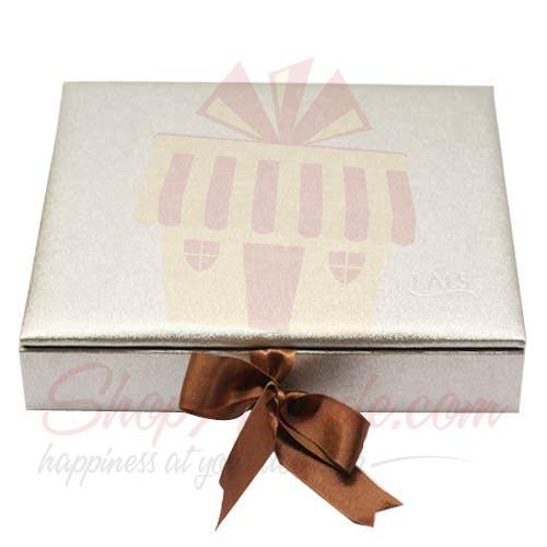 Luxury Silver Box (20 Pcs) - Lals