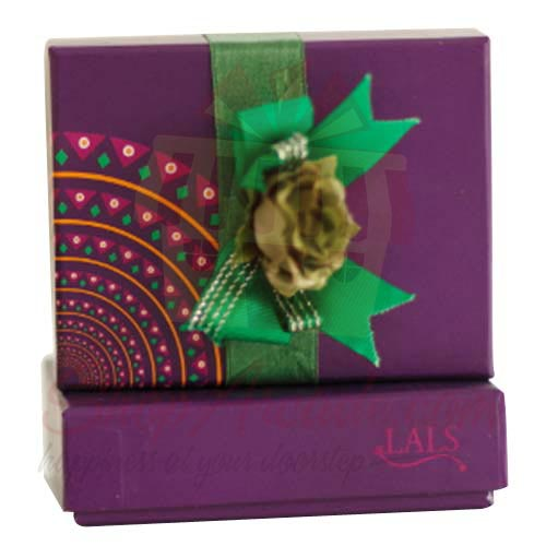 Purple Festive Box (4 Pcs) - Lals