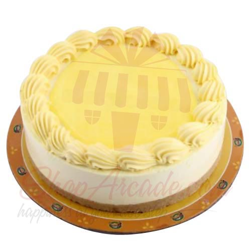 Lemon Cheese Cake 2lbs HOBNOB