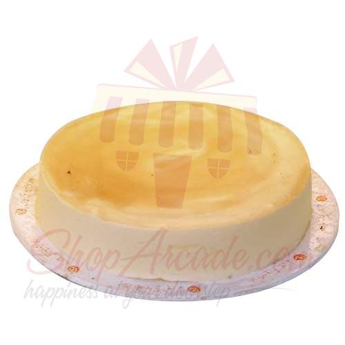 Lemon Mousse Cake 2lbs - La Farine