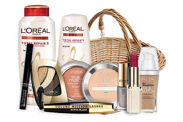 Loreal Make up Basket
