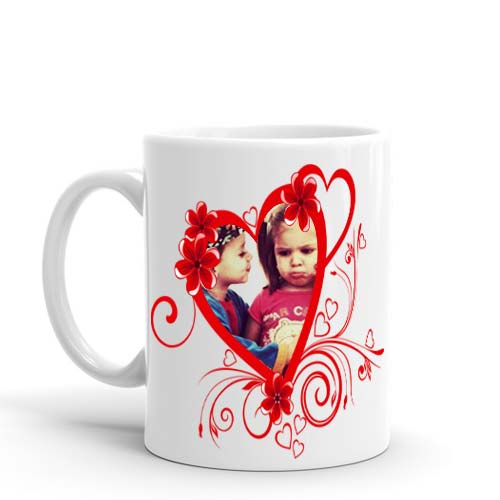 Love Picture Mug