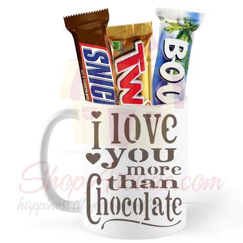 Choco Love Mug
