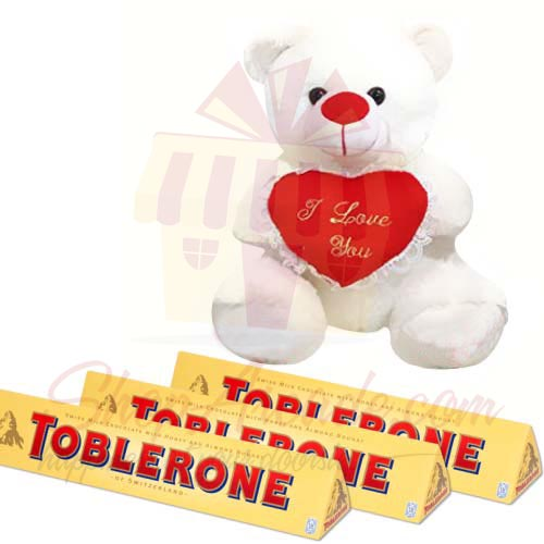 Toblerone With Teddy