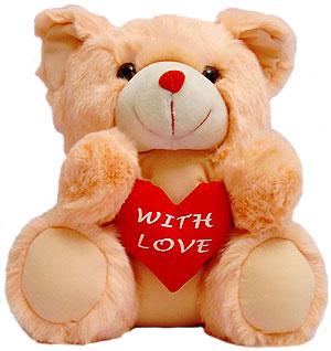 LUV U .... Teddy Bear