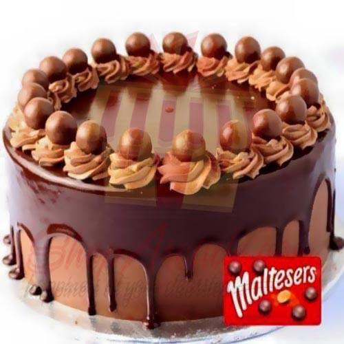 Maltesers Cake 2.5 lbs Donutz Gonutz