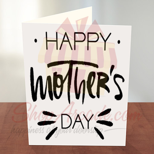 Mothers Day Card 34