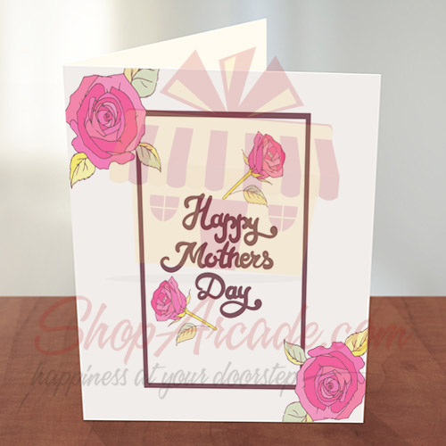 Mothers Day Card 40