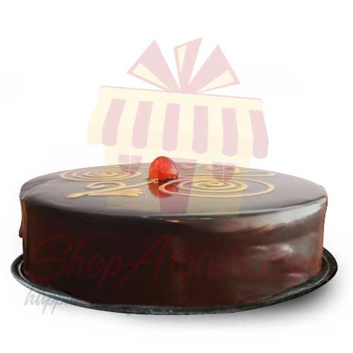 Milky Fire Cake - My New Italian Bakery