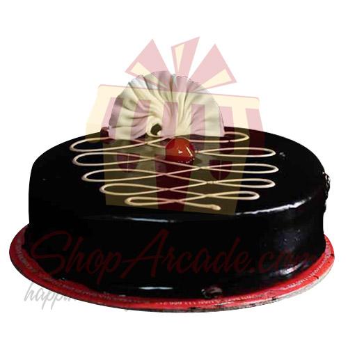 Milky Fire Cake 2Lbs - Cake Lounge