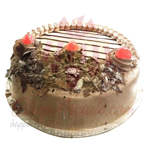 Mocha Chocolate Cake 3 lbs From Tehzeeb Bakers