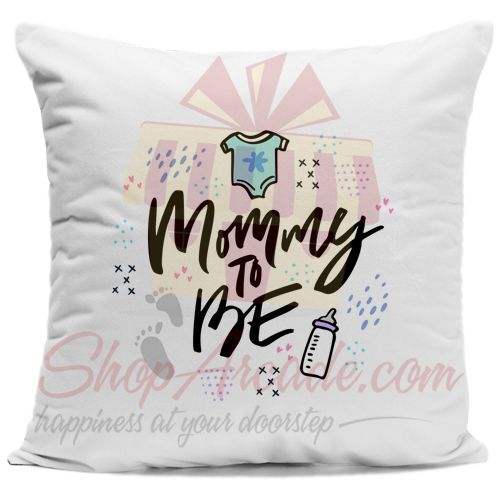 Mom To Be Cushion 6