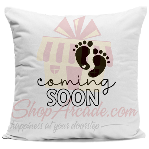 Mom To Be Cushion 9